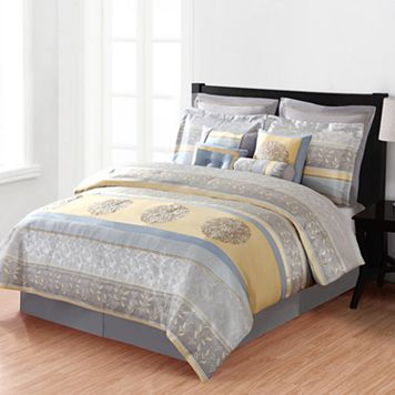 Home Classics® Hayley 12-pc. Comforter Set