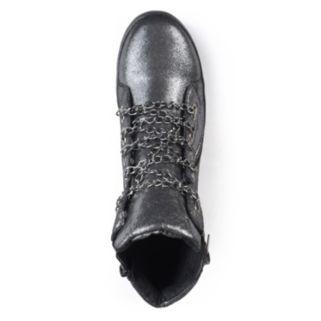 Journee Collection Women's High-Top Sneakers