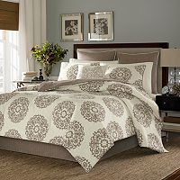 Stone Cottage Medallion 3 pc Duvet Cover Set