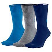 Men's Nike 3-pack Dri-FIT Swoosh HBR Performance Crew Socks