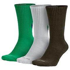 Men's Nike 3-pack Dri-FIT Swoosh HBR Performance Crew Socks