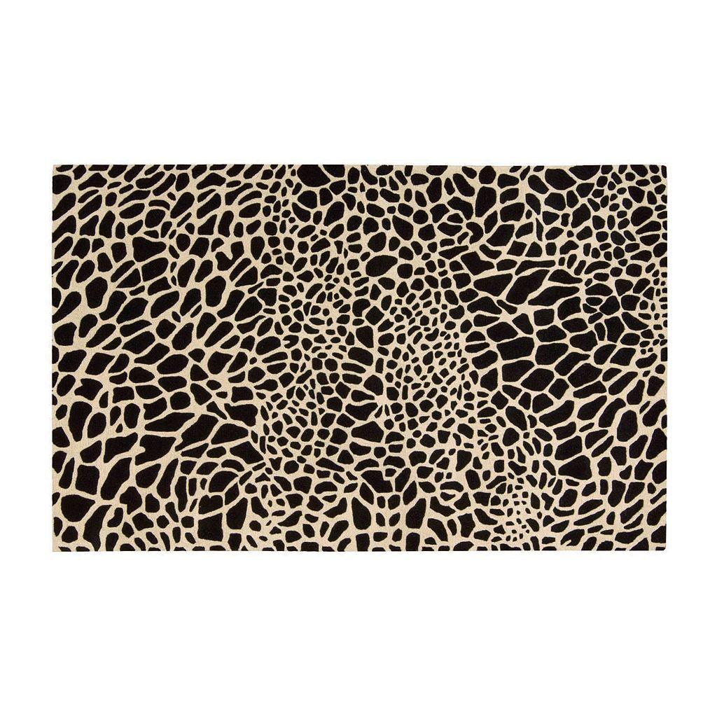 Skyland Giraffe Wool Rug