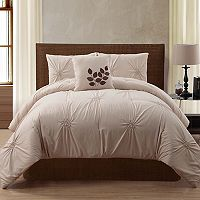 VCNY London 4 pc Comforter Set