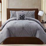 VCNY London 4-pc. Comforter Set