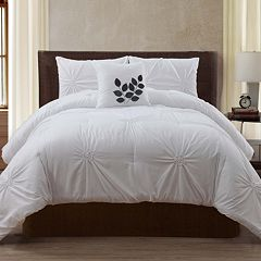 VCNY London 4-pc. Comforter Set
