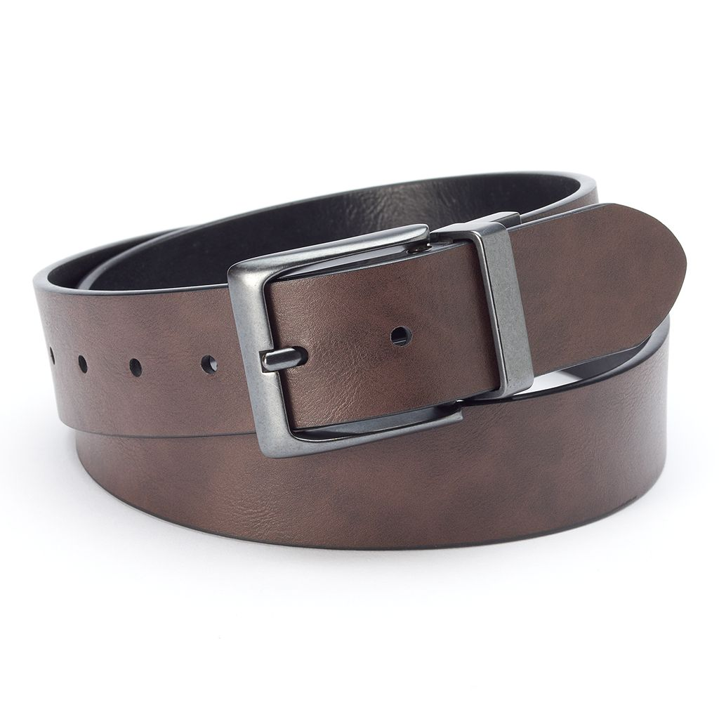 Levi's Cut-Edge Reversible Belt - Men