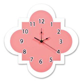 Trend Lab Quatrefoil Wall Clock