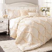 Lush Decor Avon 3-pc. Comforter Set