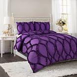 Lush Decor Avon Comforter Set