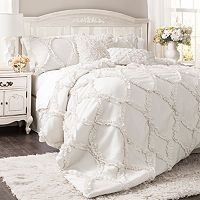Lush Decor Avon 3 pc Comforter Set