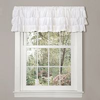 Lush Decor Belle Ruffled Valance - 84'' x 18''