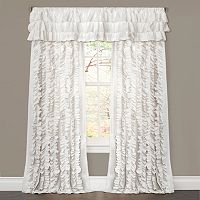 Lush Decor Belle Ruffled Curtain - 54'' x 84''