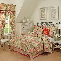Waverly Charismatic Reversible Quilt Set