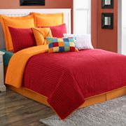 Fiesta Dash Reversible Quilt Set