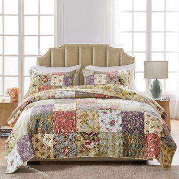 Blooming Prairie Quilt Set