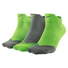 Men's Nike 3-pack Dri-Fit Lo-Quarter Training Socks