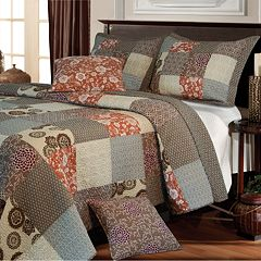 Stella Reversible Quilt Set