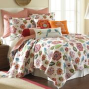 Abigail Reversible Quilt Set