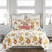 Ashbury Spring Reversible Quilt Set