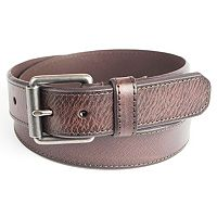 Men's Levi's® Leather Roller-Buckle Belt