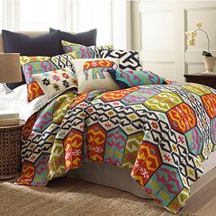 Malawi Reversible Quilt Set