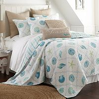 Marine Dream Reversible Quilt Set