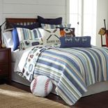Levtex Home MVP Reversible Quilt Set