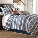 Levtex Home Oliver Reversible Quilt Set
