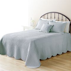 Home Classics® Mary Solid Bedspread