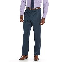 Men's Steve Harvey Classic-Fit Blue Pleated Suit Pants