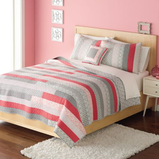 Home Classics® Hailey Statements Quilt