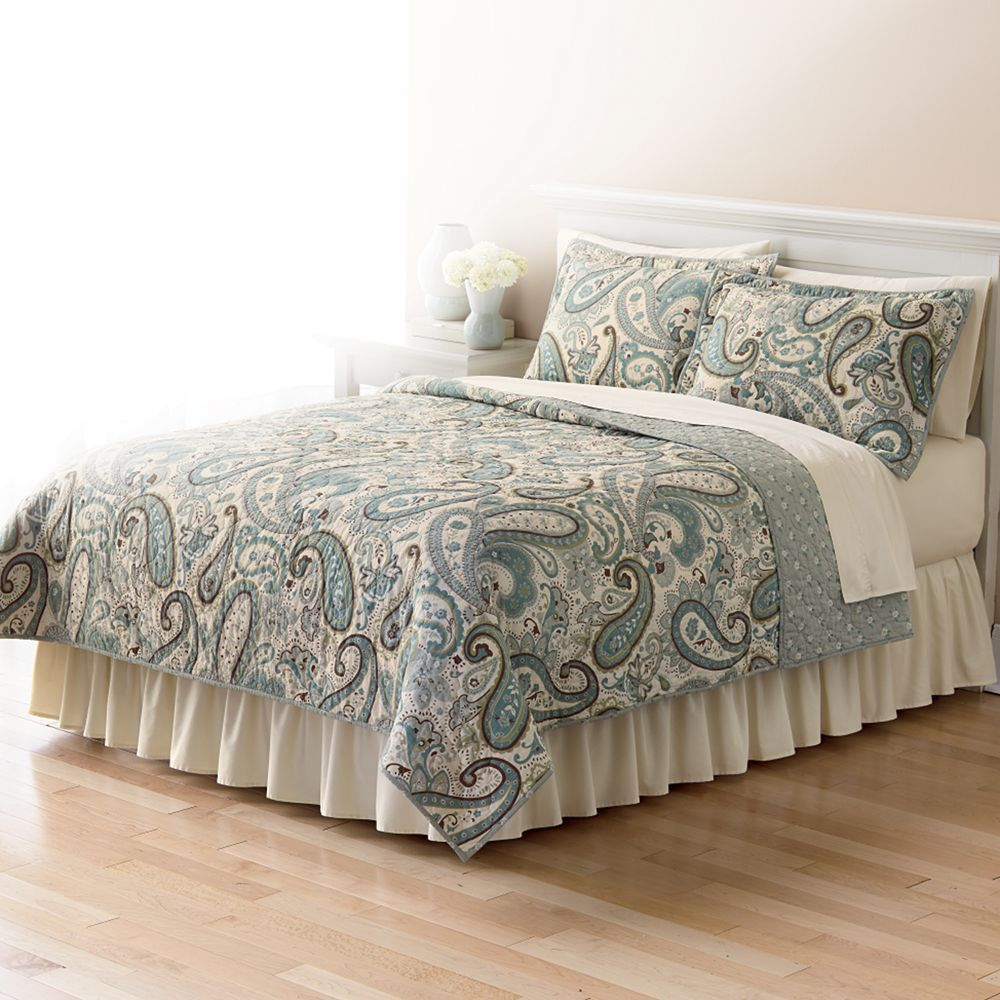 bedding faith beautiful bed quilts paisley gray and quilt artistic king