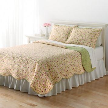 Home Classics® Sarah Reversible Quilt
