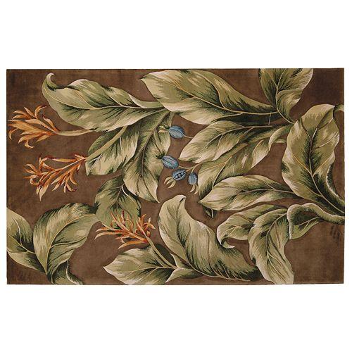 Nourison Tropics Wool Rug
