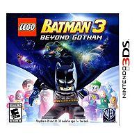 Lego Batman 3: Beyond Gotham for Nintendo 3DS