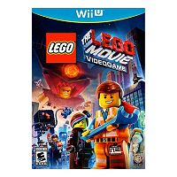 The Lego Movie Video Game for Wii U