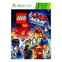 The Lego Movie Video Game for Xbox 360