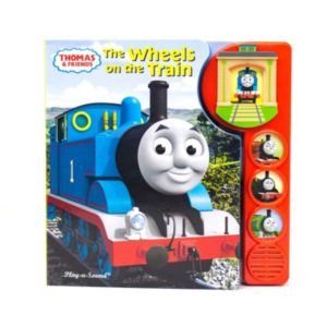 Thomas & Friends The Wheels on the Train Play-a-Sound Book