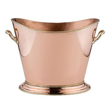 Old Dutch Santa Fe Copper Wine Cooler