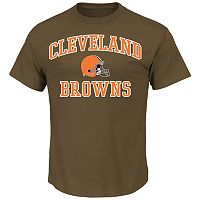 Big & Tall Heart & Soul Cleveland Browns Tee