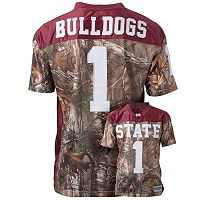 Men's Mississippi State Bulldogs Game Day Realtree Camo Jersey