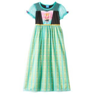 Disney's Frozen Fever Anna Dress-Up Nightgown - Girls 4-10
