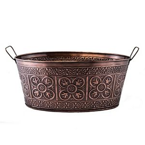 Old Dutch Antique Copper 17-in. Party Tub