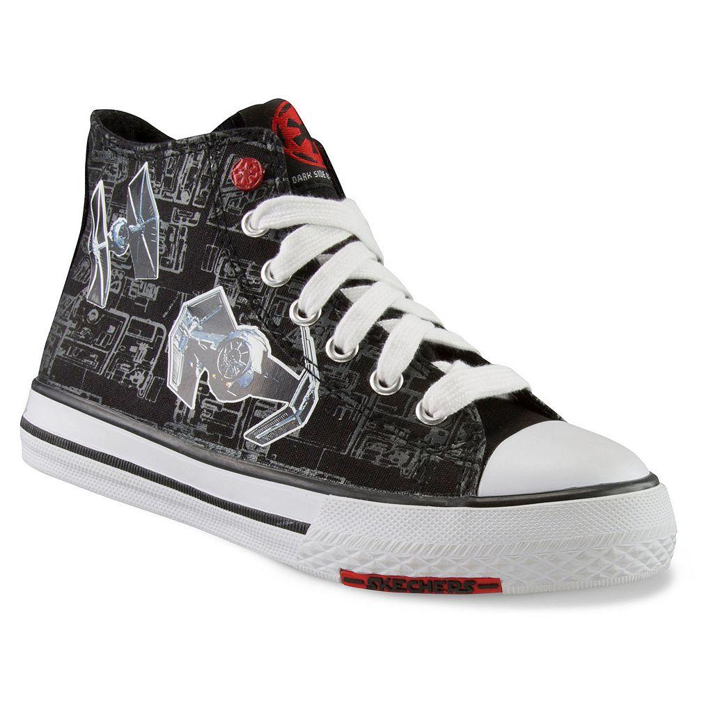 Skechers Star Wars Cyden Darth Vader Boys' Sneakers