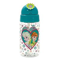 Disney's Frozen Anna & Elsa 13.2-oz. Water Bottle by Jumping Beans®