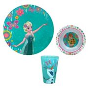 Disney's Frozen 3 pc Dinnerware Set by Jumping Beans®