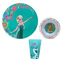 Disney's Frozen 3 pc Dinnerware Set by Jumping Beans®
