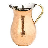 Old Dutch 2-qt. Hammered Copper Pitcher