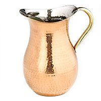 Old Dutch 1.5-qt. Hammered Copper Pitcher