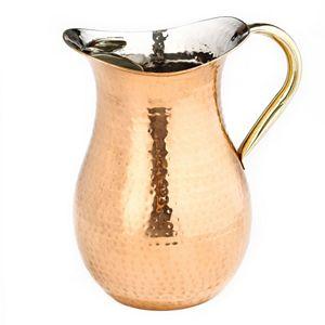 Old Dutch 1.5-qt. Hammered Copper Pitcher